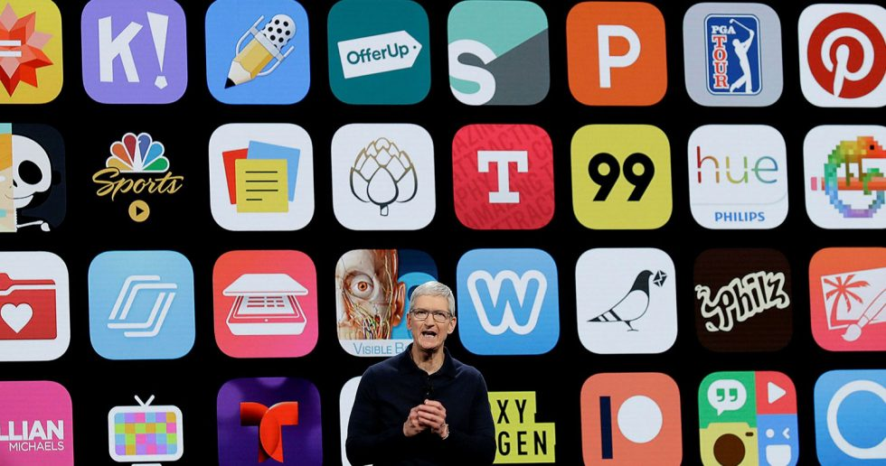 سرویسهای آنلاین اپل در طول یک فصل ۱۷.۵ میلیارد دلار درآمد داشتهاند