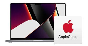 قیمت AppleCare+ برای مک بوک پرو جدید افزایش مییابد
