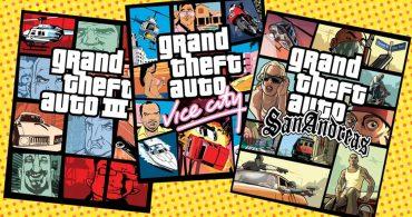 سیستم مورد نیاز و تصاویری از GTA Remastered Trilogy منتشر شد