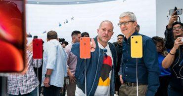 کاربری در دستگاههای اپل پس از خدحافظی جانی آیو افزایش یافته