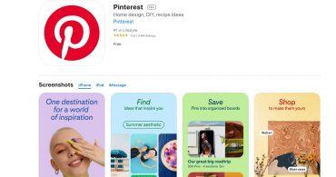 دانلود نرمافزار پینترست Pinterest برای آیفون و آیپاد