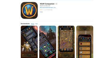 بازی جذاب World Of Warcraft برای مکینتاش