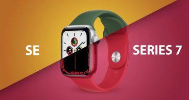 راهنمای خرید: اپل واچ سری ۷ چه تفاوتی با اپل واچ SE دارد؟