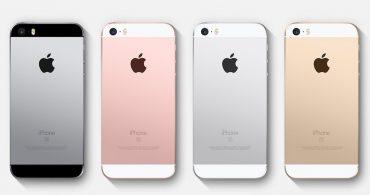 تماشا کنید   مقایسه کامل آیفون SE و آیفون 5S اپل