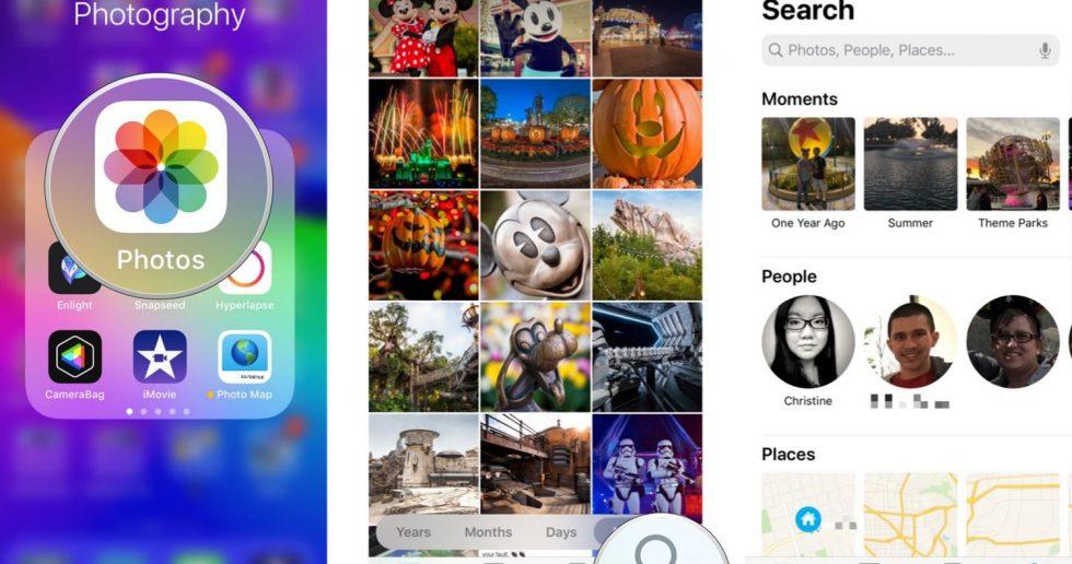 معرفی قابلیتهای جدید اپلیکیشن  Photosدر آی او اس ۱۵ :: قسمت اول